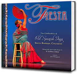 Fiesta Coffee Table Book